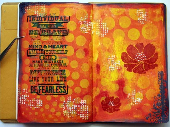 RW Oct art journal