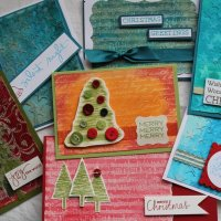 Christmas Cards by Robyn Wood