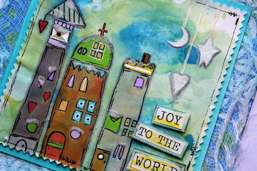 Robyn Wood - Joy to the World b