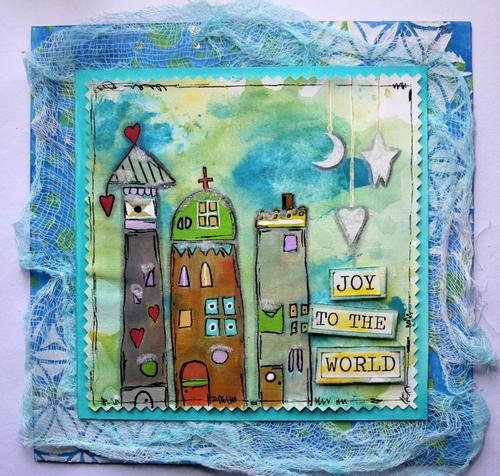 Robyn Wood - Joy to the World