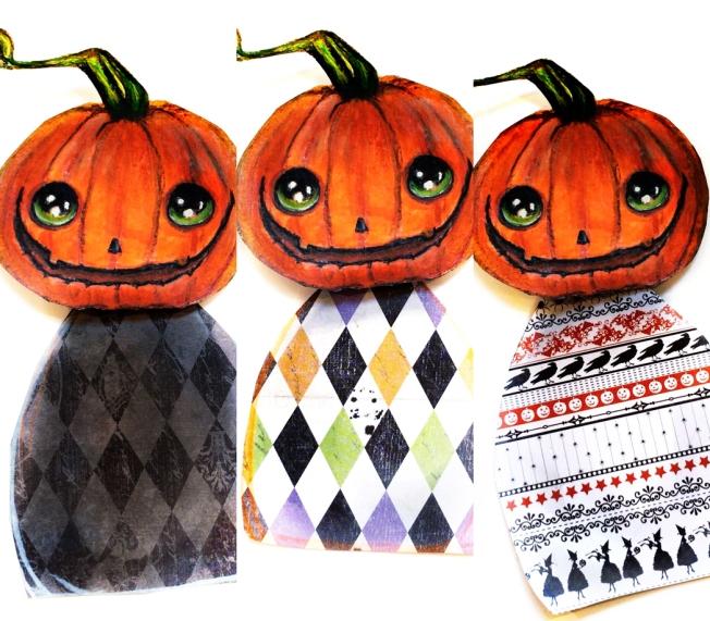 Pumpkin-Heads