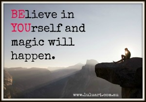 I believe in being yourself essay