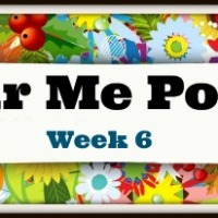 Colour Me Positive - Week 6