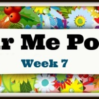 Colour Me Positive - Week 7
