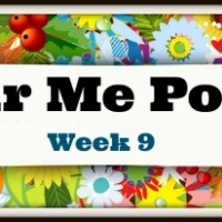 Colour Me Positive - Week 9