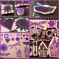 Create your Own Stamps with Kathryn Cruise