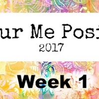Colour Me Positive - Week 1