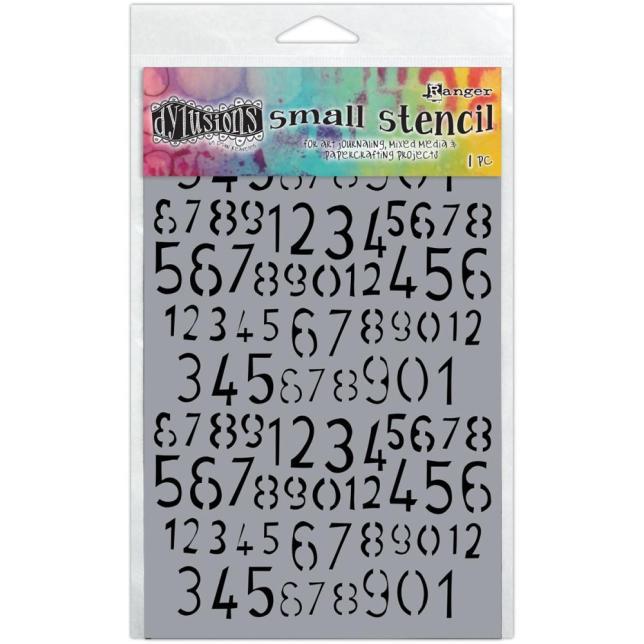 Old School Numbers