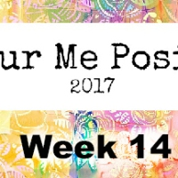 Colour Me Positive - Week 14