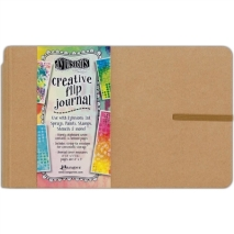 Dylusions Creative Dyary Flip Book Small