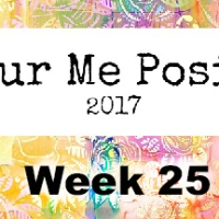Colour Me Positive - Week 25