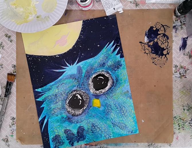 still owl 4